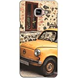 PrintVisa Designer Back Case Cover For Samsung Galaxy On Max (Vintage Car Pic)