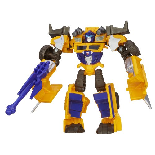 Transformers Prime Beast Hunters Commander Class Huffer Figure - 1
