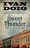 Sweet Thunder (Thorndike Press Large Print Core Series)