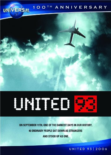 Cover art for  United 93 [DVD + Digital Copy] (Universal's 100th Anniversary)