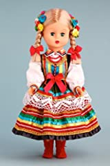 Lublin Girl (Lubelska) - 18 Inch Collectible Regional Doll