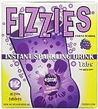 Fizzies Retro Instant Sparkling Grape 72 Tablets