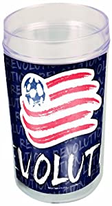 MLS New England Revolution 16 Ounce 4-Pack Tumblers by WinCraft