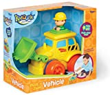 Kidoozie Front Loader Push n Zoom Vehicle