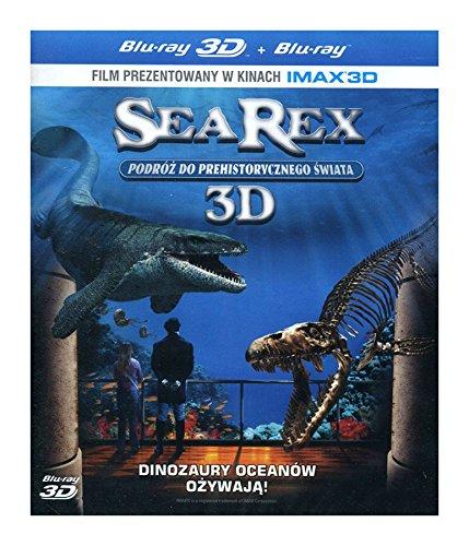 Sea Rex 3D: Journey to a Prehistoric World [Blu-Ray 3D] (English audio. English subtitles)