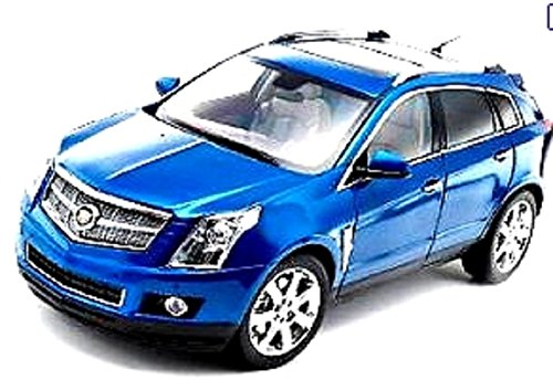 kyosho-kyosg003bl-vehicule-miniature-cadillac-srx-crosseover-echelle-1-18