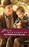 Love Inspired Historical December 2014 Box Set: Big Sky Daddy\A Season of the Heart\A Cowboy for Christmas\Conveniently Wed