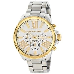 Michael Kors MK5710 - Reloj de pulsera hombre, acero inoxidable