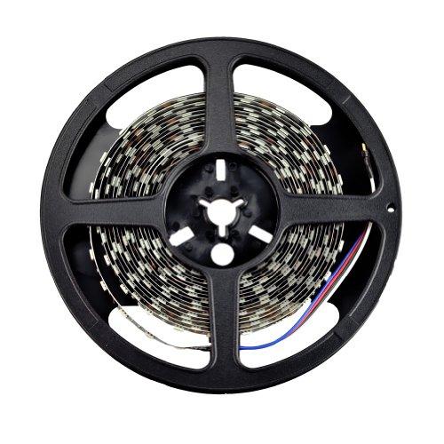 Pcb Black 5M Non-Waterproof 5050 Rgb Smd Flexible 300 Led Strips Lights 12V