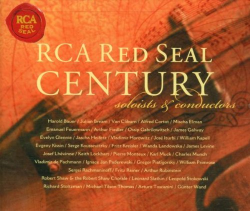 Red Seal: Soloist & Conductors front-226654
