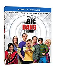 The Big Bang Theory: Season 9 (Blu-ray + Digital Offer)