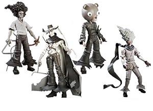 Amazon.com: Afro Samurai DC Unlimited Action Figure Kuma: Toys & Games