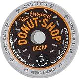 Keurig 01802 Coffee People Donut Shop Decaf Coffee K-cups, Box/18