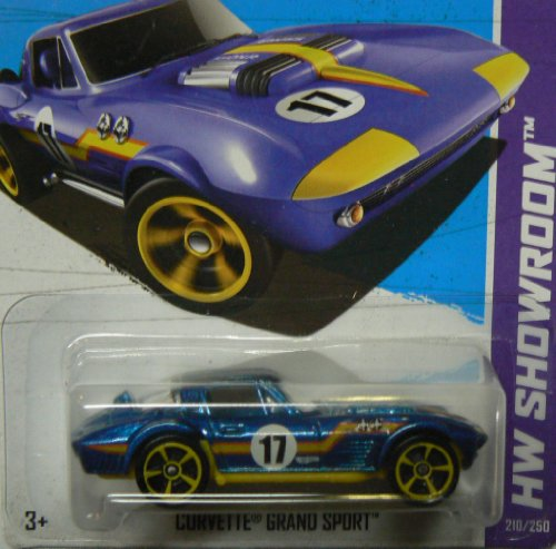 Hot Wheels HW Showroom 210/250 Corvette Grand Sport