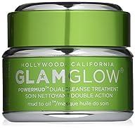 GLAMGLOW Power Mud Dual Cleanse Treatment, 1.7 Fluid Ounce