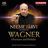 Royal Scottish National Orchestra Wagner: Overtures And Preludes [Neeme Järvi, Royal Scottish National Orchestra] [Chandos: CHSA 5126]