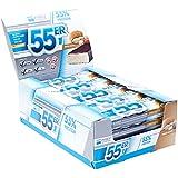 Frey Nutrition 55er Proteinriegel Peanut-Butter, 1er Pack (1 x 1 kg)