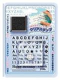 アルファベット クリアスタンプ CLM-009