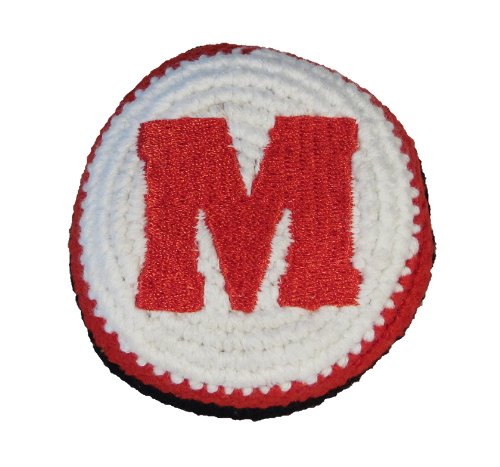 Hacky Sack - College Logo MARYLAND Design