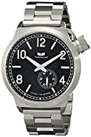 "Vestal Men's CTN3M01 ""Canteen"" Stainless Steel Dial Watch from Vestal"