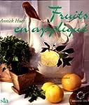 Fruits en appliqu�