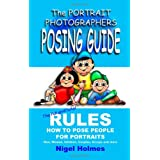 The Portrait Photographers Posing Guide: How to pose people for portraits ~ Nigel Holmes