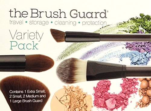 The Brush Guard Filets de protection pour pinceaux de maquillage
