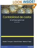 Contabilidad de costos (Spanish Edition)
