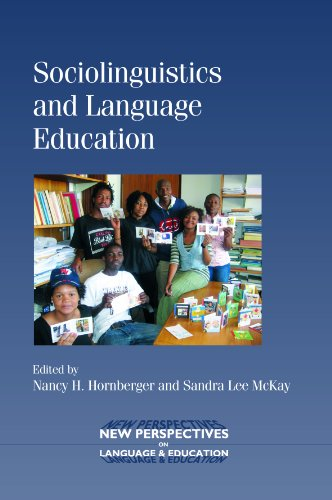 Sociolinguistics and Language Education (New Perspectives...