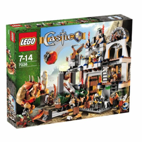 LEGO® Castle 7036: Dwarves' Mine