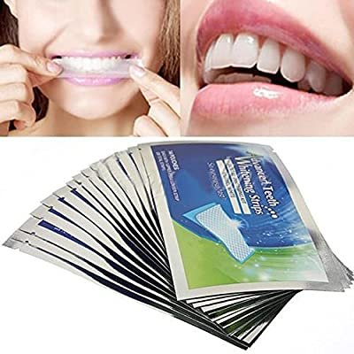 Bhbuy 14 Pouches (28 Strips) Whitestrips Professional Teeth Whitening New