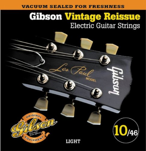 Gibson Vintage Reissue Electric Guitar Strings,