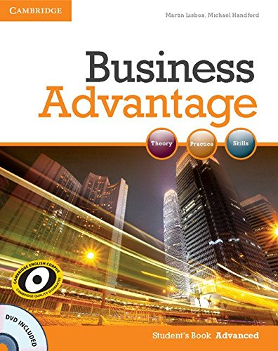 Business Advantage Advanced Student's Book with DVD (Business Advantage compare prices)