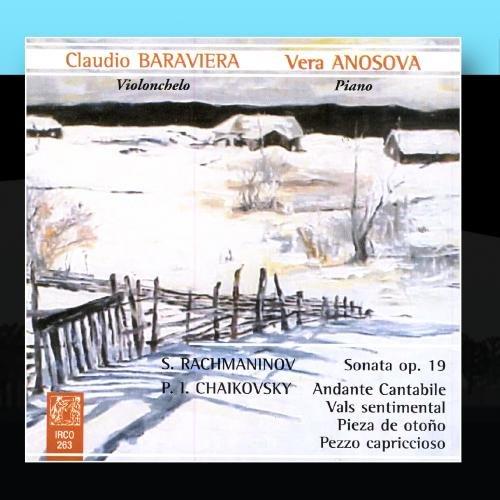 S. Rachmaninov / P.I.Chaikovsky