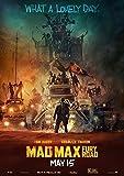 【アウトレット】映画 マッドマックス 怒りのデス・ロード ポスター 42x30cm Mad Max: Fury Road トム・ハーディ シャーリーズ・セロン [並行輸入品]