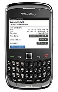 BlackBerry Curve 3G 9330 Phone, Grey (Sprint)