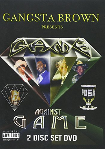 DVD : Game Against Game (2 Discos)