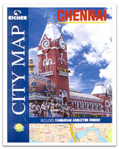 Chennai City Map