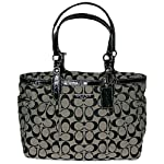 Coach Gallery 12 cm Signature East/West Tote Handbag