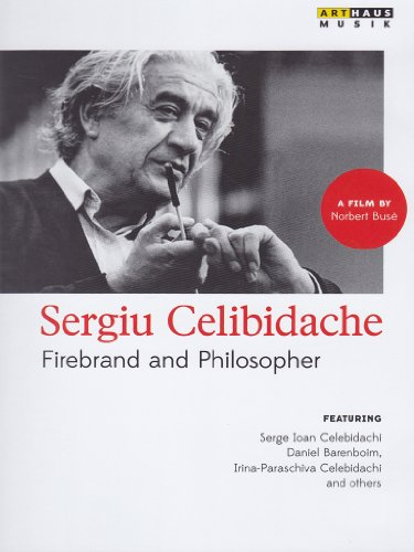 Firebrand & Philosopher: Celibidache [DVD] [Import]