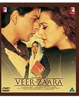 Veer-Zaara (2004) - Shah Rukh Khan - Preity Zinta - Rani Mukherjee - Bollywood - Indian Cinema - Hindi Film [DVD] [NTSC]