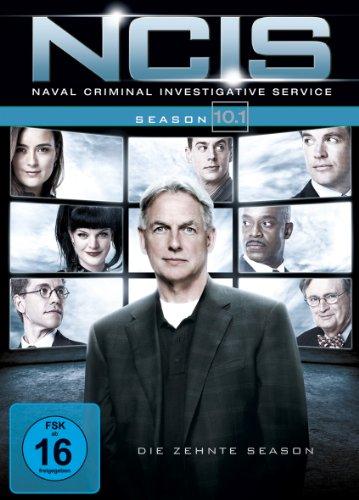 NCIS - Season 10.1 [3 DVDs]
