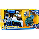 Imaginext DC Super Friends Exclusive Mr. Freeze Headquarters Gift Set