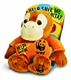 WWF Endangered Friends Orang-Utan by Keel Toys - 25cm