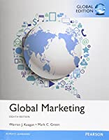Global Marketing, 8th Global Edition