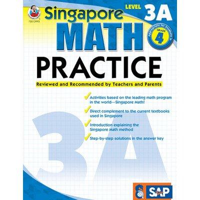 Math Practice Level 3a Gr 4