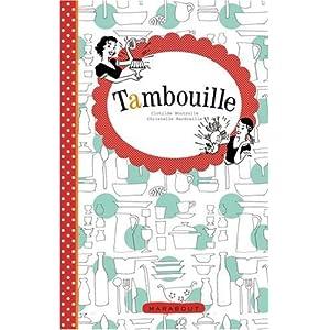 livre de recettes Tambouille