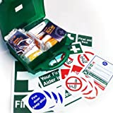 Medium HSE First Aid Kit (20 Person) (Free Sign safety pack worth £9.95)