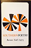 img - for Southern Poetry Review Vol. XV No. 2 Fall 1975 book / textbook / text book