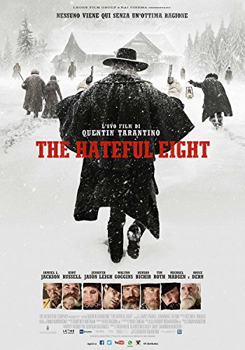 The Hateful Eight Ltd Steelbook PDF
